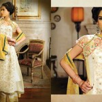 Kayseria Eid Dresses Collection for Girls-2012