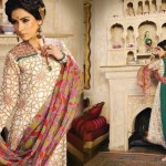 Lawn Dress For Eid 2012 - Kayseria Collection