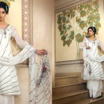 Beautiful Eid Dress By Kayseria Collection 2012