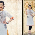 Kayseria Eid Lawn Dress-2012
