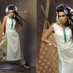 Kayseria Beautiful Lawn dress for Eid