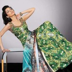 Latest Eid Collection 2012 by Asim_Jofa - Limited Edition Lawn Prints For Eid ul fitr 2012