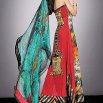 Lawn prints by asim jofa 2012 collection