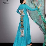 Lawn prints latest collection by asim jofa