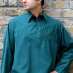 Satrangi By Saqib Kurta Collection For Eid 2012