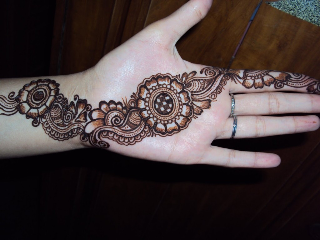 Beautiful Mehndi Hands Pics : Latest mehndi designs for eid stylish henna