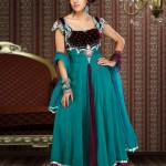 Stylish Anarkali Frocks Pakistani_Dresses_2012