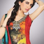 Summer dress collection by Asim Jofa - Eid 2012