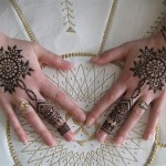 latest mehndi designs eid 2012