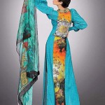 lawn dress by asim jofa eid collection 2012