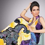 Asim Jofa Lawn Collection For Eid 2012 &#8211; Designers Collection