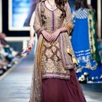 Long Shirt Bridal Lehnga | 2012-2013