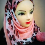 Muslim Women Scarf Trends 2012