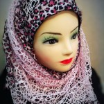 Stylish Scarf For Muslim girls