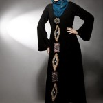 Abaya fashion in Pakistan - meem seen abaya trends