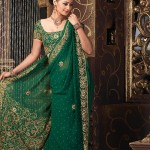 Bridal Saree Blouse Designs - Latest Asian Fashions
