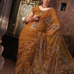 Bridal Saree Collection 2012