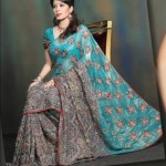 Indian Wedding Sarees Collection 2012 - Latest Asian Fashions