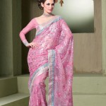 Indian saree trends 2012 - Saree Fashions Online