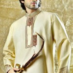 Kurta and-Sherwani New Collection 2012 by Dawood Faizan