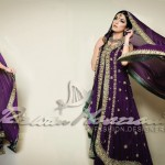 Latest Fashions - Bridal Wear 2012 by Rizwan Moazzam