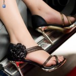 Latest High Heels Collection By Metro Shoes 2012