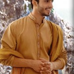 Latest Kurta Desings 2012 in Pakistan - Kurta for Mehndi Function