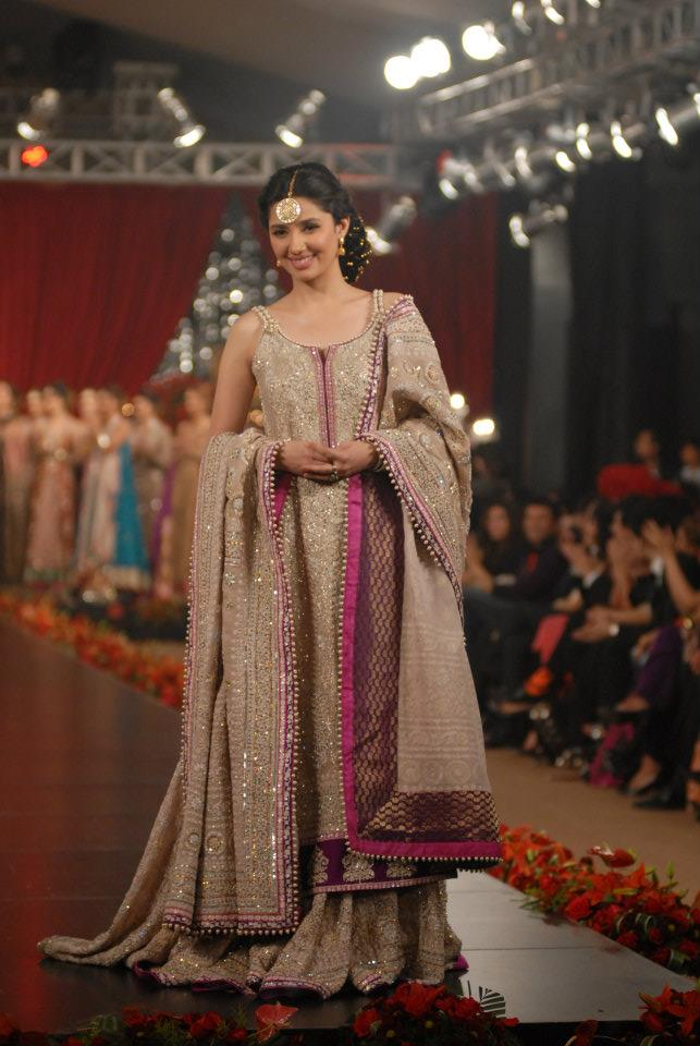 Bridal Walima Dresses Collecition 2012