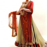 Latest Walima Dresses 2012 - Pakistani Bridal Fashions