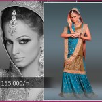 Latest bridal dress 2012 | Pakistani Fashions Magazine