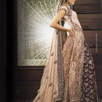 Latest walima dresses for bridals 2012 | Wedding Fashions Trends