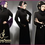 MeemSeen Abayas - latest abaya designs 2012 collection