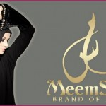 MeemSeen Latest Fashion Abayas for Women 2012