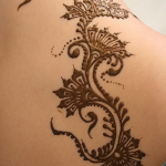 Mehndi tattoo designs for girls