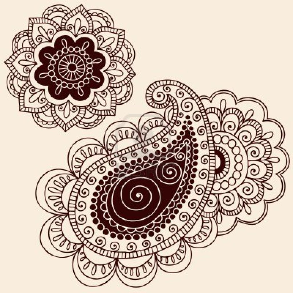 Tattoo Designs With Mehndi : Mehndi tattoo designs best tattoos for girls