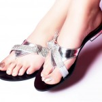 Metro Shoes 2012 Sandals Flat Footwear for Summer For Girls