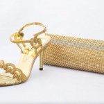 Metro Shoes Bridal Clutches Collection 2012