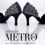 Metro Shoes Latest Eid Mid Summer Footwear Collection 2012 For Women
