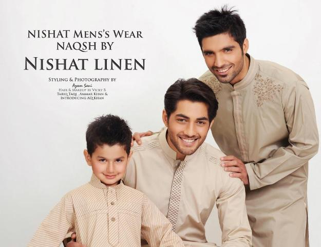 Naqsh Summer Men wear Collection | Designers Kurta Trends