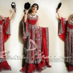 Pakistani bridal wear by Rizwan Moazzam - Designers collection