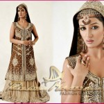 Rizwan Moazzam Bridal wear 2012