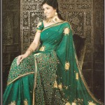 Sarees in India for brides 2012 - Latest Asian Fashions