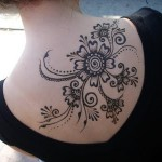 Mehndi Tattoo Designs 2012 – Beautiful Mehndi Tattoos for Girls