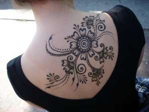 Stylish Henna Tattoo Designs