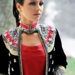 Stylish Party Wear Dresses Collection 2012-2013
