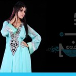 Stylish Deebaj Party Dresses Collection 2012-13