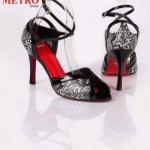 bridal footwear collection by metro shoes