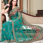 Latest Indian Saree Collection 2012 – Party wear Sarees