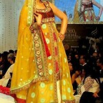 bridal walima dresses 2012 collection - Lehnga Trends