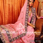 bridal wedding dress by Pakistani designers